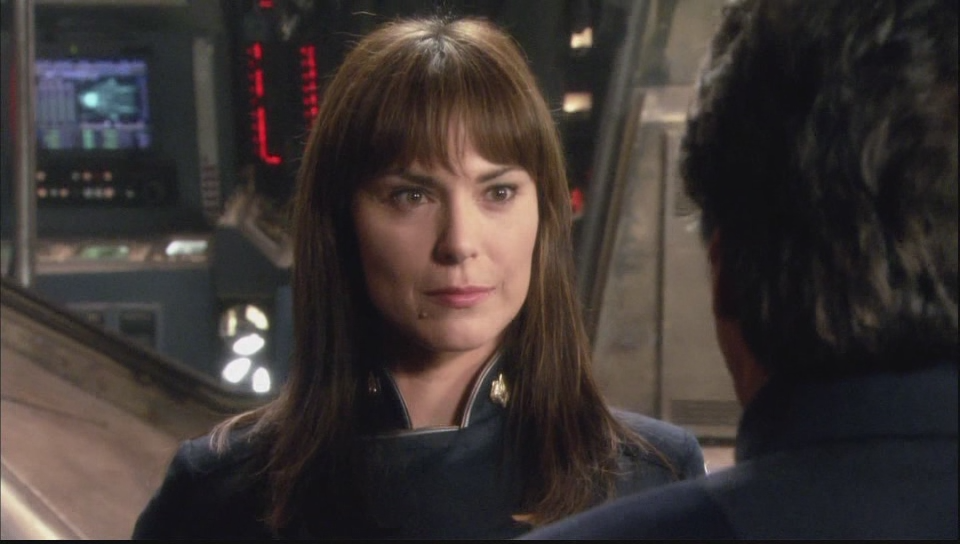 Fanclub - X-wing Series Fan Club: Home of the Dancing ... Michelle Forbes Battlestar Galactica