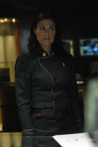 Battlestar Galactica (2006) - Photo Albums - Michelle ... Michelle Forbes Battlestar Galactica